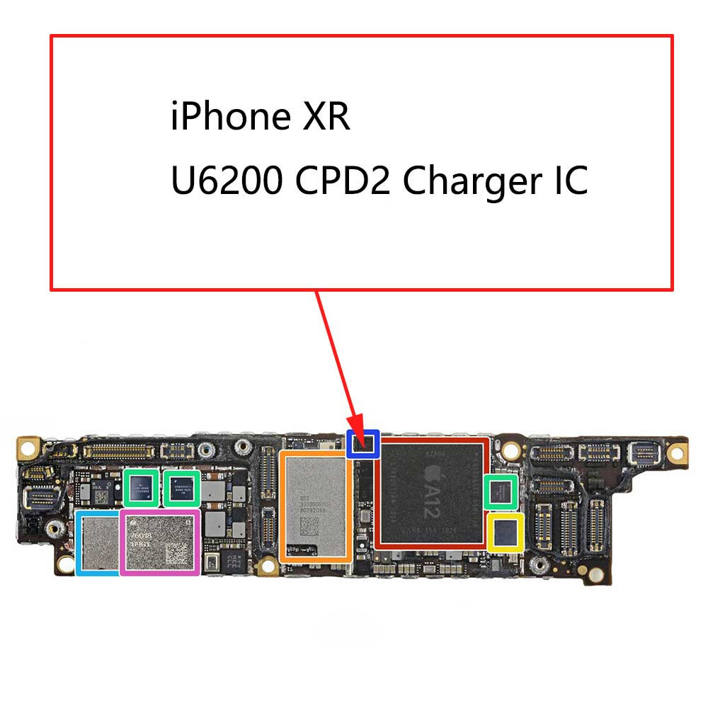 IC Charging iPhone XR
