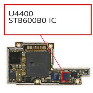 service face id iPhone x -U4400-STB600B0