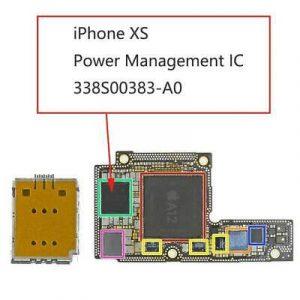 Service iPhone Xs Mati Total