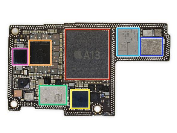Perbaikan sinyal iPhone 11 Pro Max