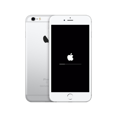 Service iPhone 6s Plus Stuck Logo
