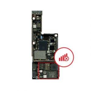 Perbaikan Sinyal iPhone XS