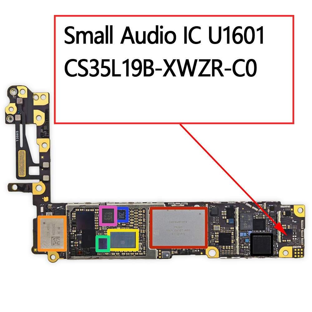 Ic Audio iPhone 6