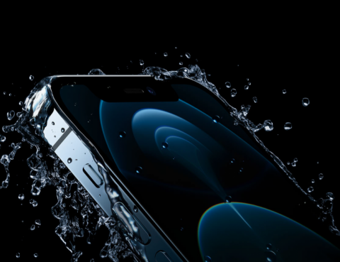 Service iPhone Terkena Air