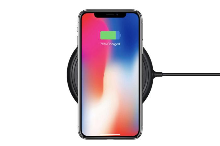 Nirkabel iPhone 8:8 Plus : X