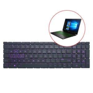 Service Keyboard HP Pavilion Gaming 15-cx