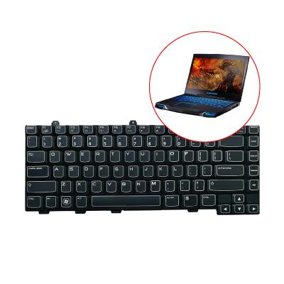 service keyboard Alienware M14x r1