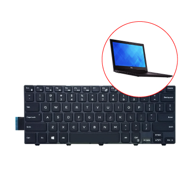 service keyboard DELL Inspiron 14