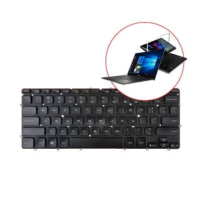 Service Keyboard Dell XPS 12, 13, L321X, L322X