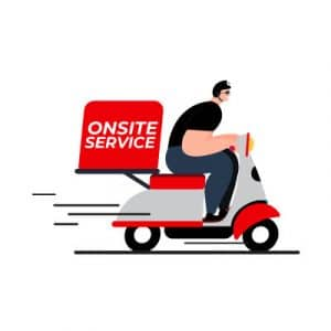 onsite service
