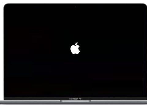 MacBook Air Restart